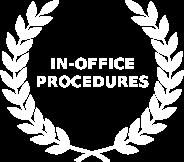 in office procedures